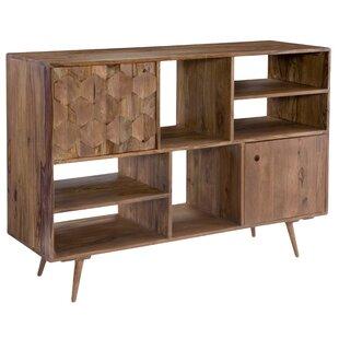 Kasey Standard Bookcase by Lan..