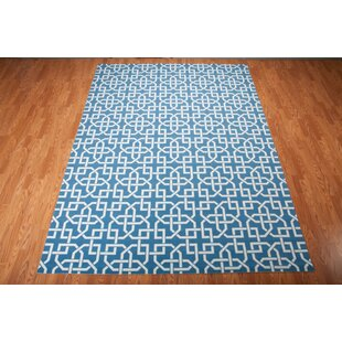 Sheedy Navy Indoor/Outdoor Area Rug