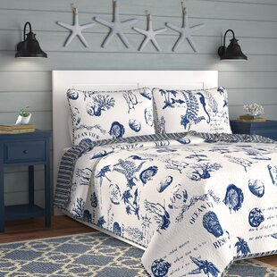 Canfield Reversible Quilt Set