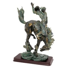 Cowboy Sculpture Wayfair