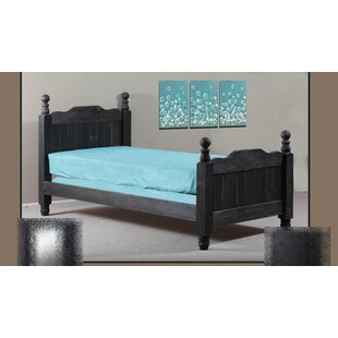 Top Reviews Chidester Four Poster Bed By Harriet Bee