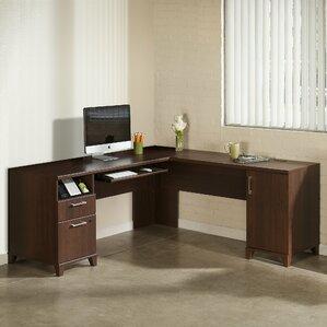 Achieve L Shaped Computer Desk