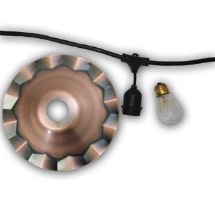 String Light Company 24-Light Globe String Lights