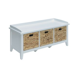 Sigourney Storage Bench