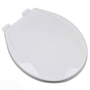 Plumbing Technologies LLC Slow Close Plastic Contemporary Round Toilet Seat