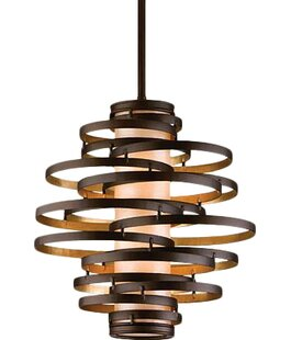 Corbett Lighting Vertigo Geometric Chandelier