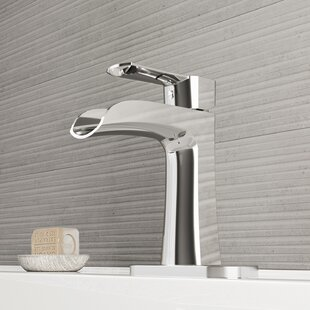 VIGO Paloma Single Hole Bathroom Faucet