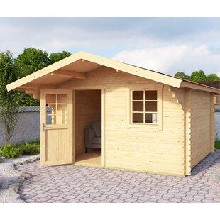 Beaulieu 9.8 X 9.8 Ft. Summer House By Sol 72 Outdoor