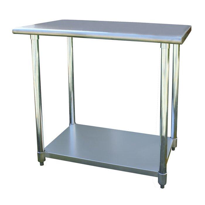 Brilliant Stainless Steel Workbench Theyellowbook Wood Chair Design Ideas Theyellowbookinfo