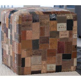 Loon Peak Gloucester Cube Ottoman