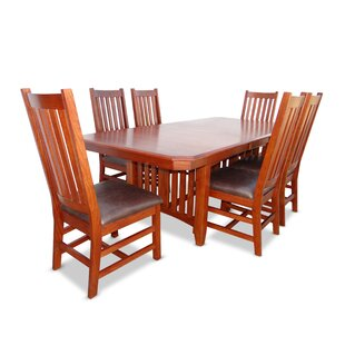 Britney 7 Piece Extendable Dining Set