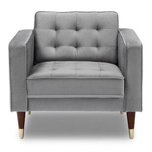 Adelheide Velvet 23 Club Chair