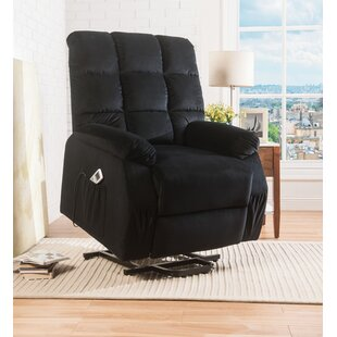 Kerra Power Lift Assist Recliner by Latitude Run