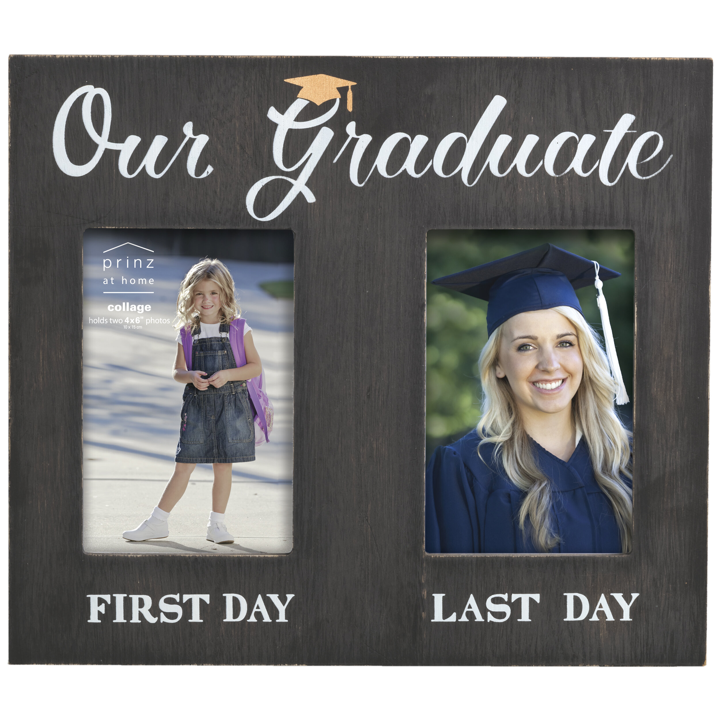 Prinz 2 Opening \'Our Graduate\' Picture Frame | Wayfair