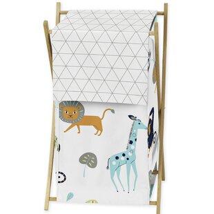 Reviews Mod Jungle Laundry Hamper BySweet Jojo Designs