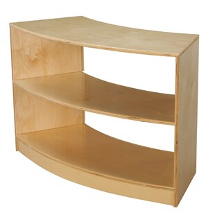 24 Toddler Space Shapers  Bookcase by Childcraft