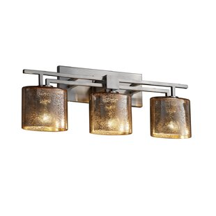 Brayden Studio Francesco 3-Light Vanity Light