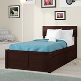 Mathias Platform Bed with Drawers by Viv + Rae
