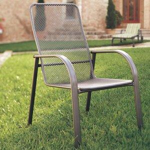 4-tlg. Stapelbares Gartenstuhl-Set Chalet von MWH