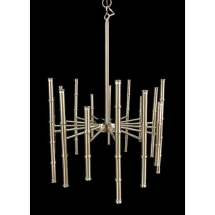 Orren Ellis Bourland 30-Light Sputnik Chandelier