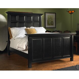 MacKenzie-Dow Tall California King Panel Bed