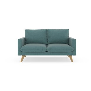 Crabb Loveseat by Corrigan Studio