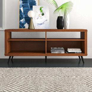 Trend Lacoste Rounded TV Stand for TVs up to 60 by Mercury Row Reviews (2019) & Buyer's Guide