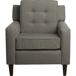 Dustin Tufted Armchair By Skyline Furniture