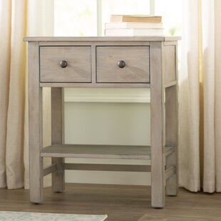 Online Reviews Burgundy 2 Drawer Nightstand By Lark Manor
