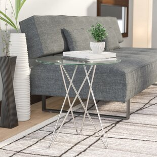 Best Choices Cannady End Table by Wade Logan Reviews (2019) & Buyer's Guide