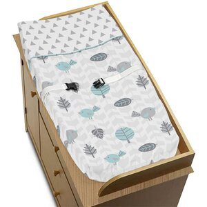 Earth and Sky Changing Pad Cover