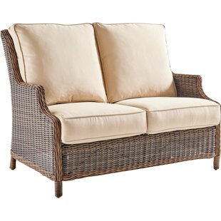 Darby Home Co Fannin Loveseat with Cushion