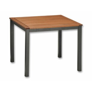 Strafford Wooden Bar Table Image
