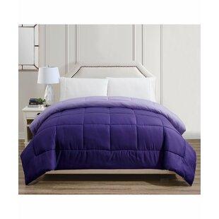All Season Down Alternative Comforter by Alwyn Home