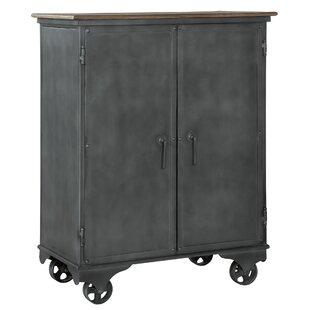 17 Stories Kiana Chest Bar Cabinet