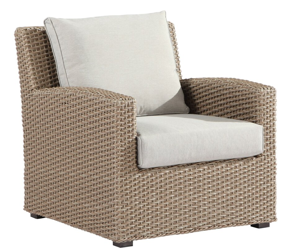Shopping For Howse Outdoor Patio Chair With Cushion Set