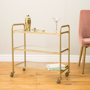 Rider Serving Cart By Canora Grey