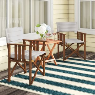 Foss Patio Dining Chair (Set of 2)