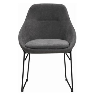 Desloge Upholstered Dining Chair by Brayd..