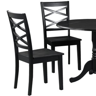 Spillers Solid Wood Dining Chair (Set of ..