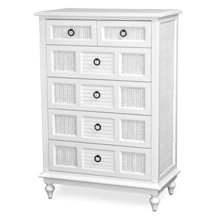 Mathews 6 Drawer Chest by Bayou Breeze