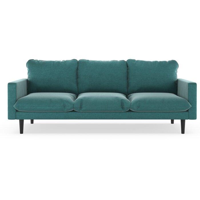 Outstanding Simon Mod Velvet Sofa Uwap Interior Chair Design Uwaporg