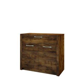 Brayden Studio Fulford 1 Drawer Combo Dresser