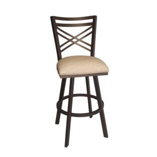 Price Check Berkhamsted 30 Swivel Bar Stool by Winston Porter Reviews (2019) & Buyer's Guide