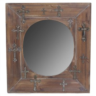Fermont Electic Elegance Accent Mirror by Loon Peak