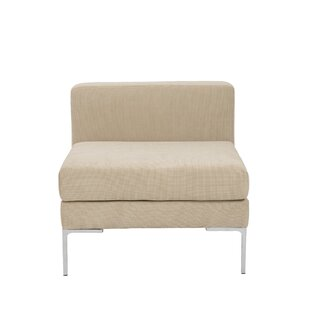 Brayden Studio Mccurley Slipper Chair