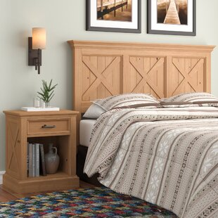 Burbury Country Lodge Panel 2 Piece Bedroom Set