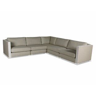 Orren Ellis Steffi Right and Left Arms L-Shape Sectional