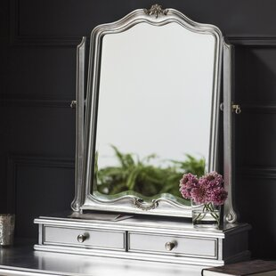 Review Comstock Arched Dressing Table Mirror