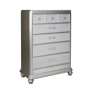 Willa Arlo Interiors Guillaume 7 Drawer Chest